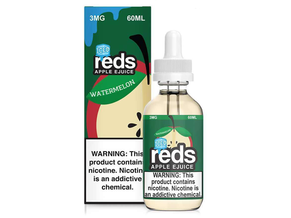 Tenacious 7 Wholesale | E-Juices | Reds Watermelon Iced