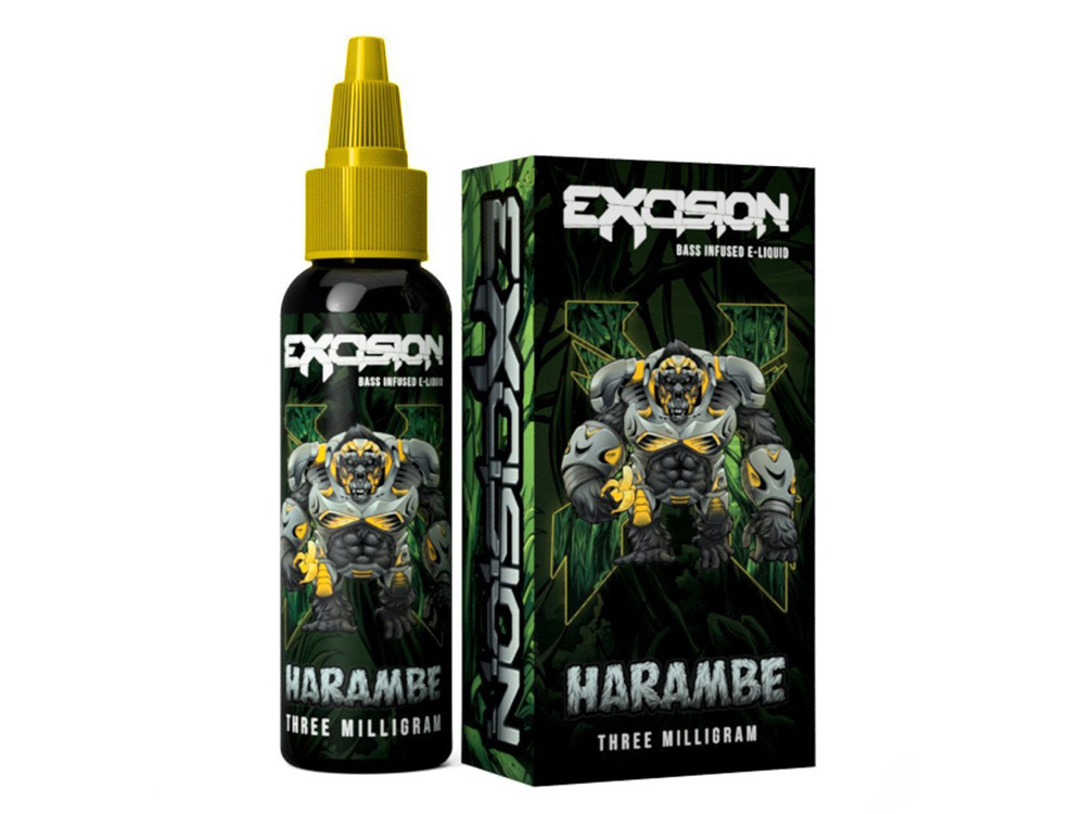 Tenacious 7 Wholesale | E-Juices | Excision Harambe