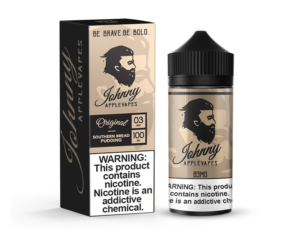 Tenacious 7 Wholesale | E-Juices | Johnny Applevapes Southern Bread Pudding