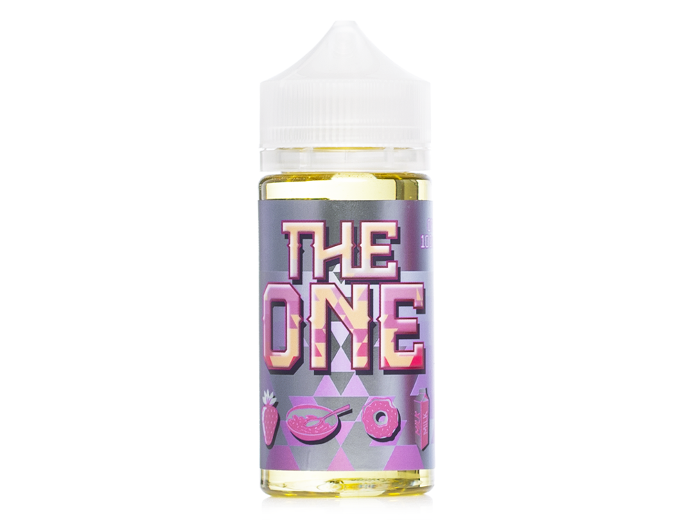 Tenacious 7 Wholesale | E-Juices | The One Strawberry