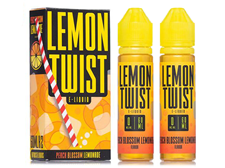 Tenacious 7 Vapor Wholesale | Lemon Twist Peach Blossom Lemonade
