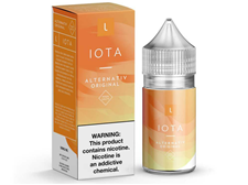 Tenacious 7 Vapor Wholesale | Alternativ High Salts Iota