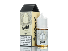 Tenacious 7 Vapor Wholesale | Milkman Salt Gold