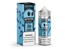Tenacious 7 Vapor Wholesale | Air Factory Blue Razz