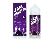 Tenacious 7 Vapor Wholesale | Jam Monster Grape