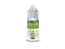 Tenacious 7 Vapor Wholesale | The Finest Salt Apple Peach Sour Rings