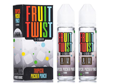 Tenacious 7 Vapor Wholesale | Lemon Twist Tropical Pucker Punch