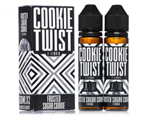 Tenacious 7 Vapor Wholesale | Lemon Twist Frosted Sugar Cookie