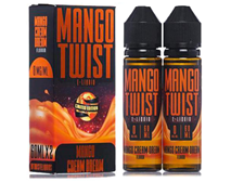 Tenacious 7 Vapor Wholesale | Lemon Twist Mango Cream Dream