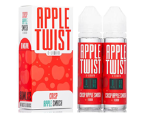 Tenacious 7 Vapor Wholesale | Lemon Twist Crisp Apple Smash