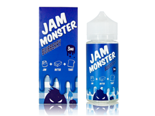 Tenacious 7 Vapor Wholesale | Jam Monster Blueberry