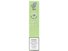 Tenacious 7 Vapor Wholesale | Lush Flow Bar Disposable White Grape Ice