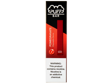 Tenacious 7 Vapor Wholesale | Puff Bar Pomegranate