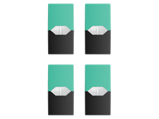 Tenacious 7 Vapor Wholesale | Juul Cool Mint Pods