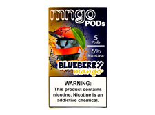 Tenacious 7 Vapor Wholesale | mngo Blueberry Mango