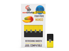 Tenacious 7 Vapor Wholesale | Eon Smoke Juul Compatible Pods