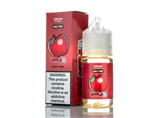 Tenacious 7 Vapor Wholesale | Orgnx Salt Apple Ice