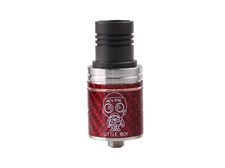 Tenacious 7 Vapor Wholesale | Tobeco Iron Boy RDA