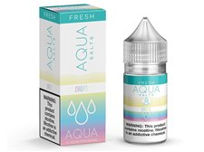 Tenacious 7 Vapor Wholesale | Aqua Salt Drops
