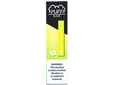 Tenacious 7 Vapor Wholesale | Puff Bar Sour Apple