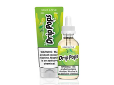 Tenacious 7 Vapor Wholesale | Drip Pops Sour Apple