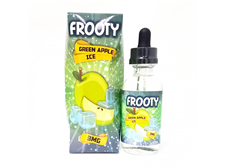 Tenacious 7 Vapor Wholesale | Frooty Green Apple Ice