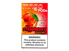 Tenacious 7 Vapor Wholesale | mngo Strawberry Mango