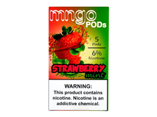 Tenacious 7 Vapor Wholesale | mngo Strawberry Mint