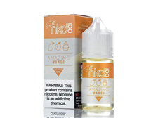 Tenacious 7 Vapor Wholesale | Naked Salt Amazing Mango