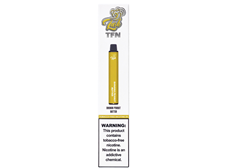 Tenacious 7 Vapor Wholesale | Lush TFN Disposable Banana Peanut Butter