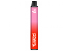 Tenacious 7 Vapor Wholesale | Lush Bar Dual Disposable Strawberry / Watermelon